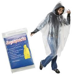 Regenponcho Open-Air