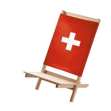 Freizeitstuhl Sunshine - Schweiz