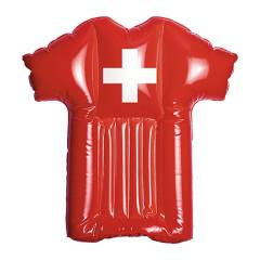 Aufblasbares Fan-Shirt Nations - Schweiz
