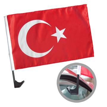 Autofahne Nations - Türkei