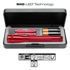 MAG-LITE® Set Mini + Squirt P4/S4