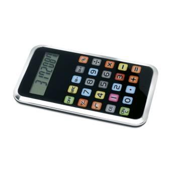 Taschenrechner bunt Calcod