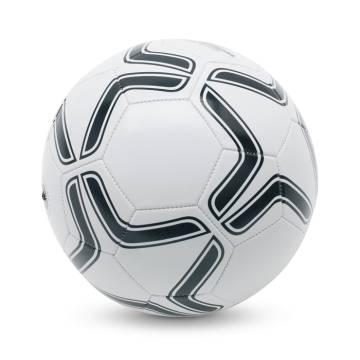 Fußball aus PVC weiß/schwarz Soccerini