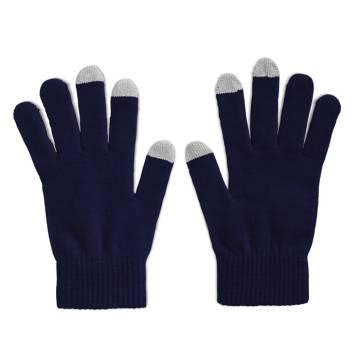 Touchscreen-Handschuhe blau TACTO