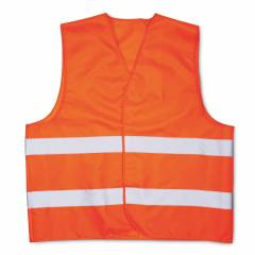 Sicherheitsweste orange Visible