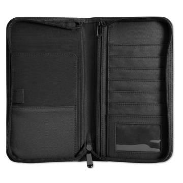 Brieftasche schwarz Cas