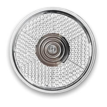 LED Warnlicht weiß Blinkie