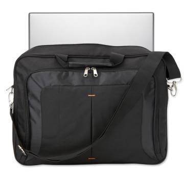Laptop-Tasche schwarz Leiria