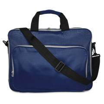 Laptop-Tasche blau Lucca