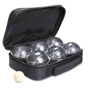 Boule-Spiel schwarz Otho