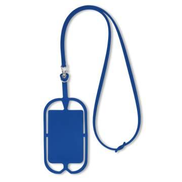 Smartphone Halter königsblau Silihanger