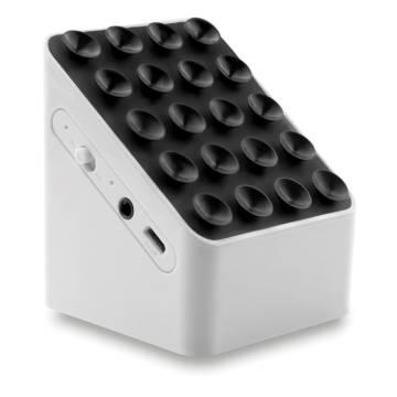 Bluetooth Lautsprecher weiß Standmusic