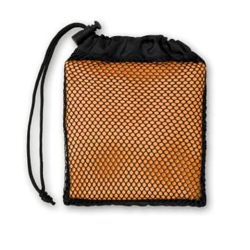 Sporthandtuch in Tasche orange Tuko