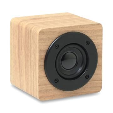 Bluetooth Lautsprecher holzfarben Sonicone