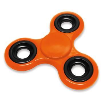 Spinner orange FIDGET SPIN