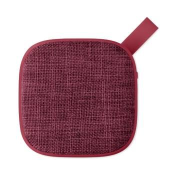 Bluetooth Lautsprecher eckig burgund ROCK