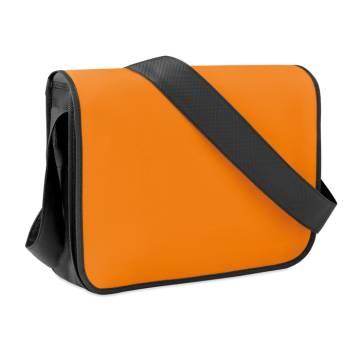 Dokumententasche orange Docbag
