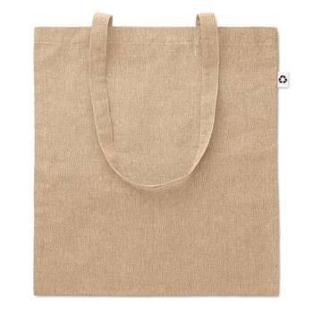 Einkaufstasche 2 tone beige COTTONEL DUO