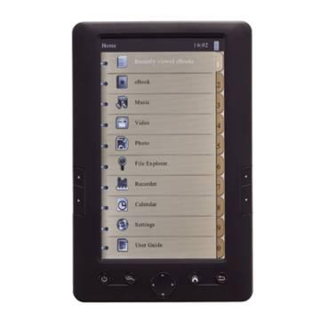 E-Book Reader 7 Zoll