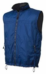 Body warmer REFLECTS TILBURG BLUE